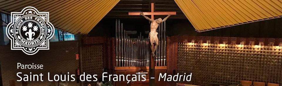 Saint Louis des Français – Paroisse catholique francophone de Madrid